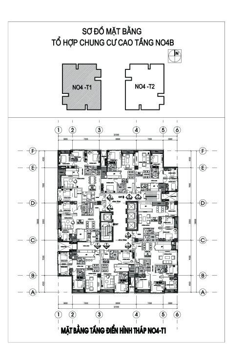 Căn hộ chung cư N04B Ngoại Giao Đoàn tháng 10/2015 nhận bàn giao nhà, dt từ 94 đến 160m