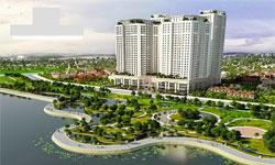Chung cư N01-T4 Ngoại Giao Đoàn khu đô thị Tây Hồ Tây