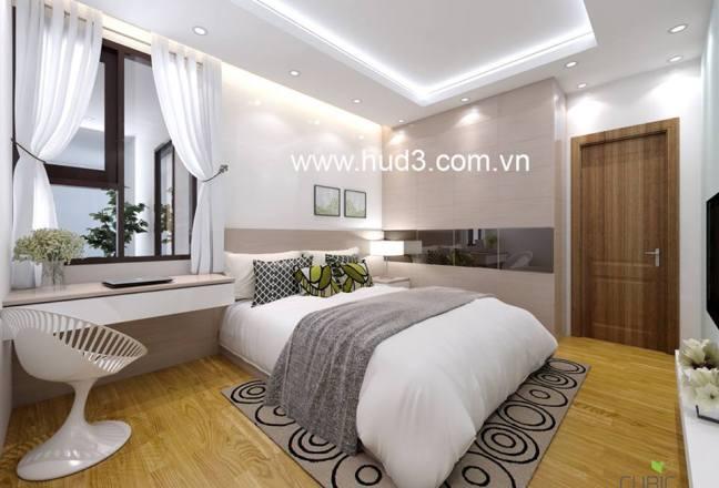 nội thất chung cư 60 Nguyễn Đức Cảnh