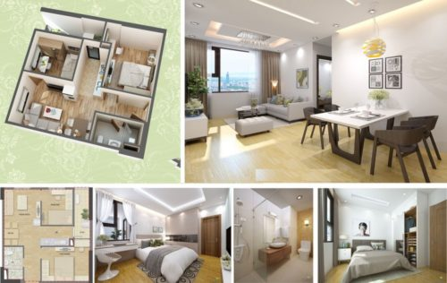 bán căn hộ chung cư hud3 số 60 nguyễn đức cảnh