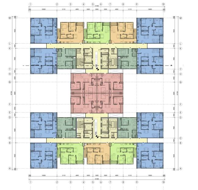 bán căn hộ 3 phòng chung cư 60 hud3 nguyễn đức cảnh
